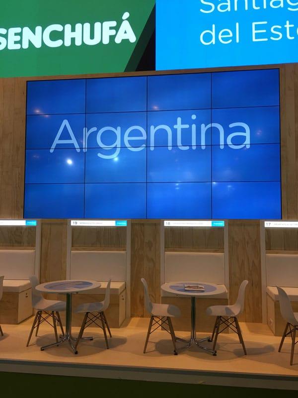 Stand Argentina Fitur